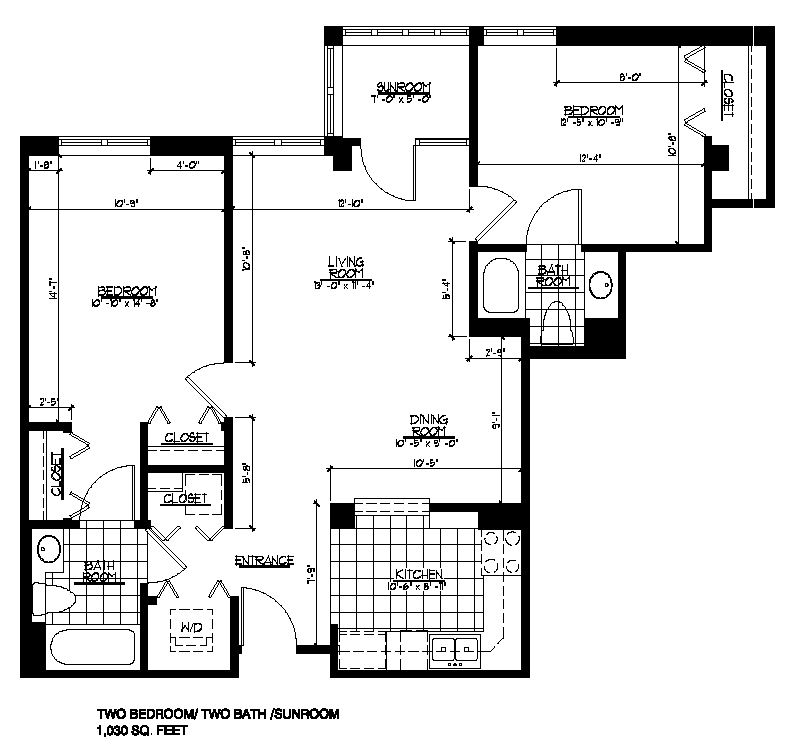 Apartment features harwood place wauwatosa wi for 2 bedroom apartments wauwatosa wi