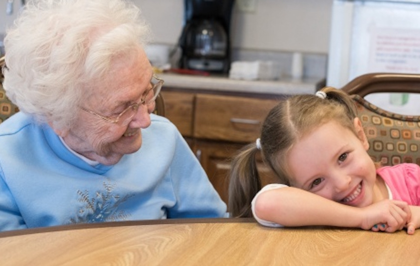 Memory Care Assisted Living   Lutheran Home